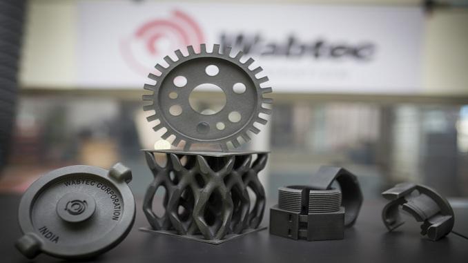 Wabtec 3D Printing