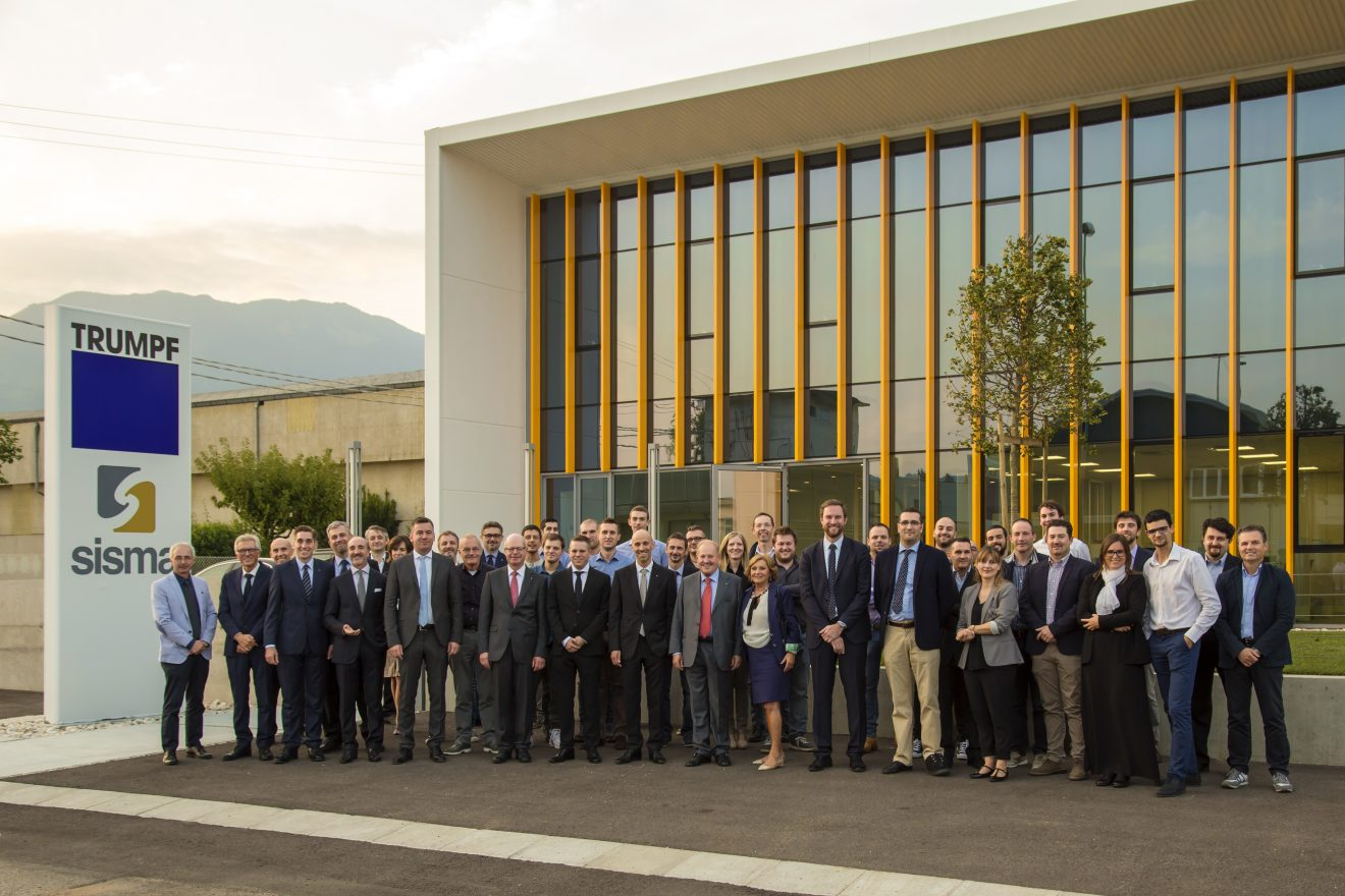 TRUMPF to acquire joint venture with SISMA completely // 3D printing dental and medical business expansion