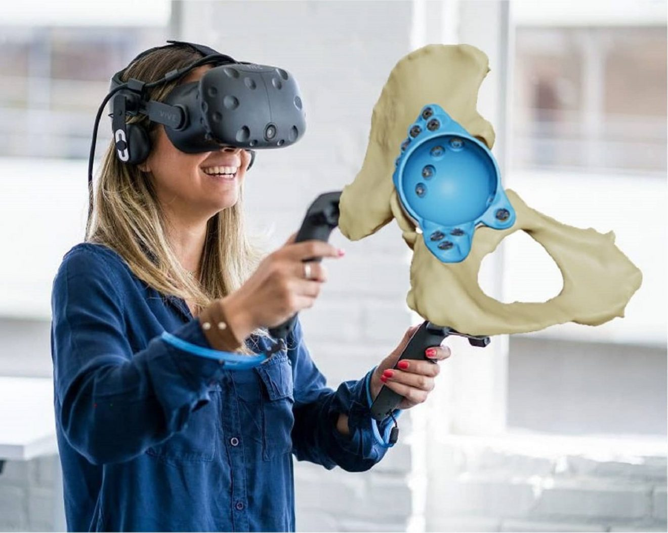 Materialise Introduces VR Capabilities for Medical Planning